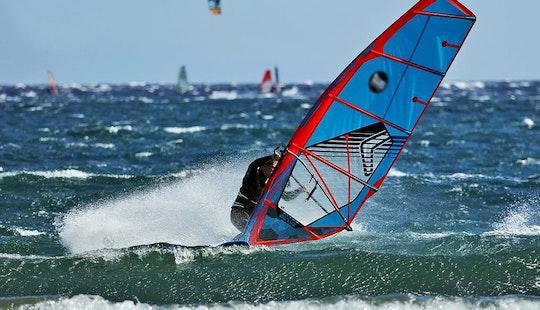 Wind Surf Lesson In El Médano