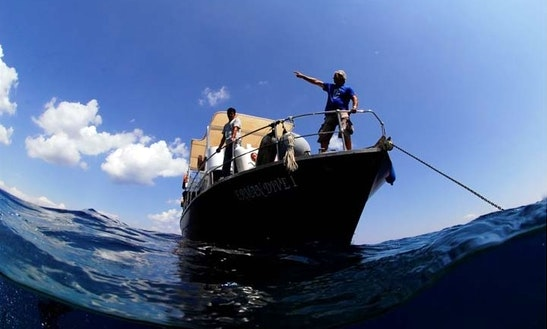 Discover Scuba Diving In Bodrum