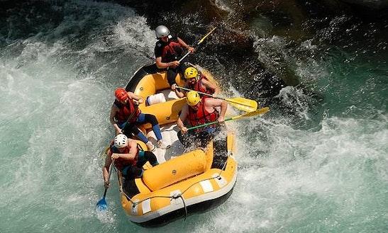 River Rafting In Breil-sur-roya
