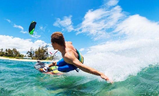 Kiteboarding Lessons &  In Miami