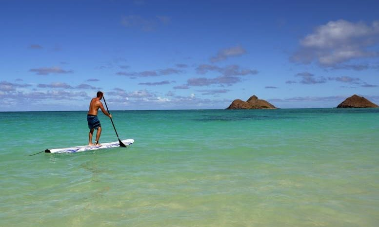 Paddleboard for Rent in Honolulu