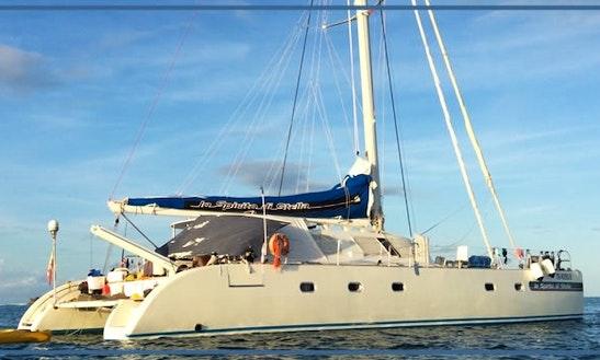 56' Sailing Mega Yacht
