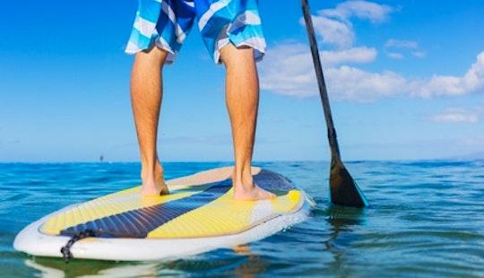 Paddleboard Rental In Airlie Beach, Australia