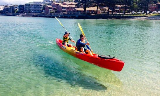 Hire Double Kayak In Kingscliff