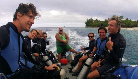 Diving Trips In Avatoru, French Polynesia