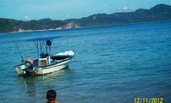 Center Console Fishing Trips In Cobano, Costa Rica