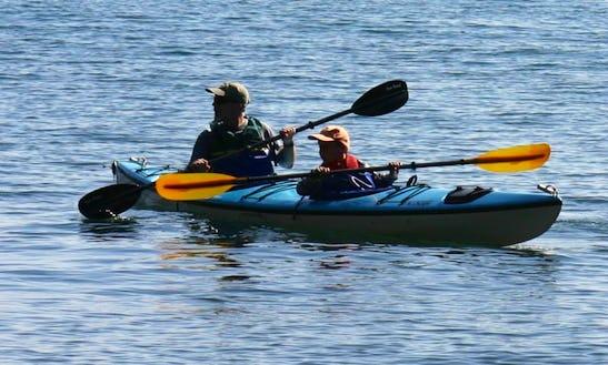 Kayak Tours In Olga, Washington
