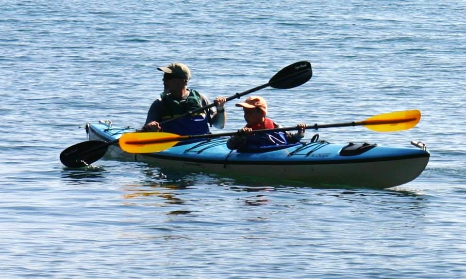 Kayak Tours in Olga, Washington
