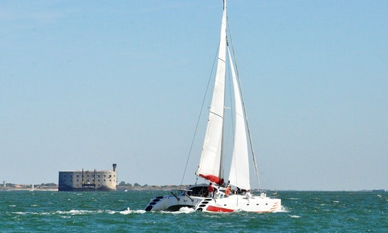 Sailing Tour On  Fort Boyard