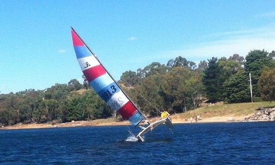 16' Wind Surfer Rental In Jindabyne, Australia