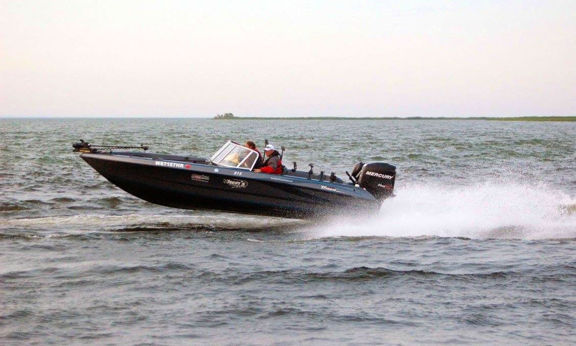 Professional Fishing Charter for Up to 4 People in  Green Bay