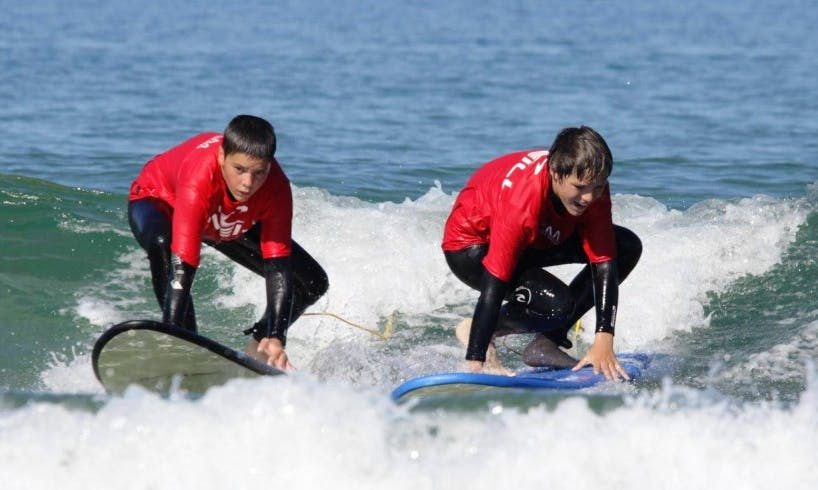 Surfing Lessons & Courses in Crozon