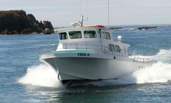 Salmon Fishing Trips In Fort Bragg