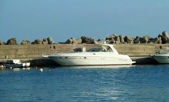 'nautilos' Motor Yacht Day Trips & Charter In Ierapetra