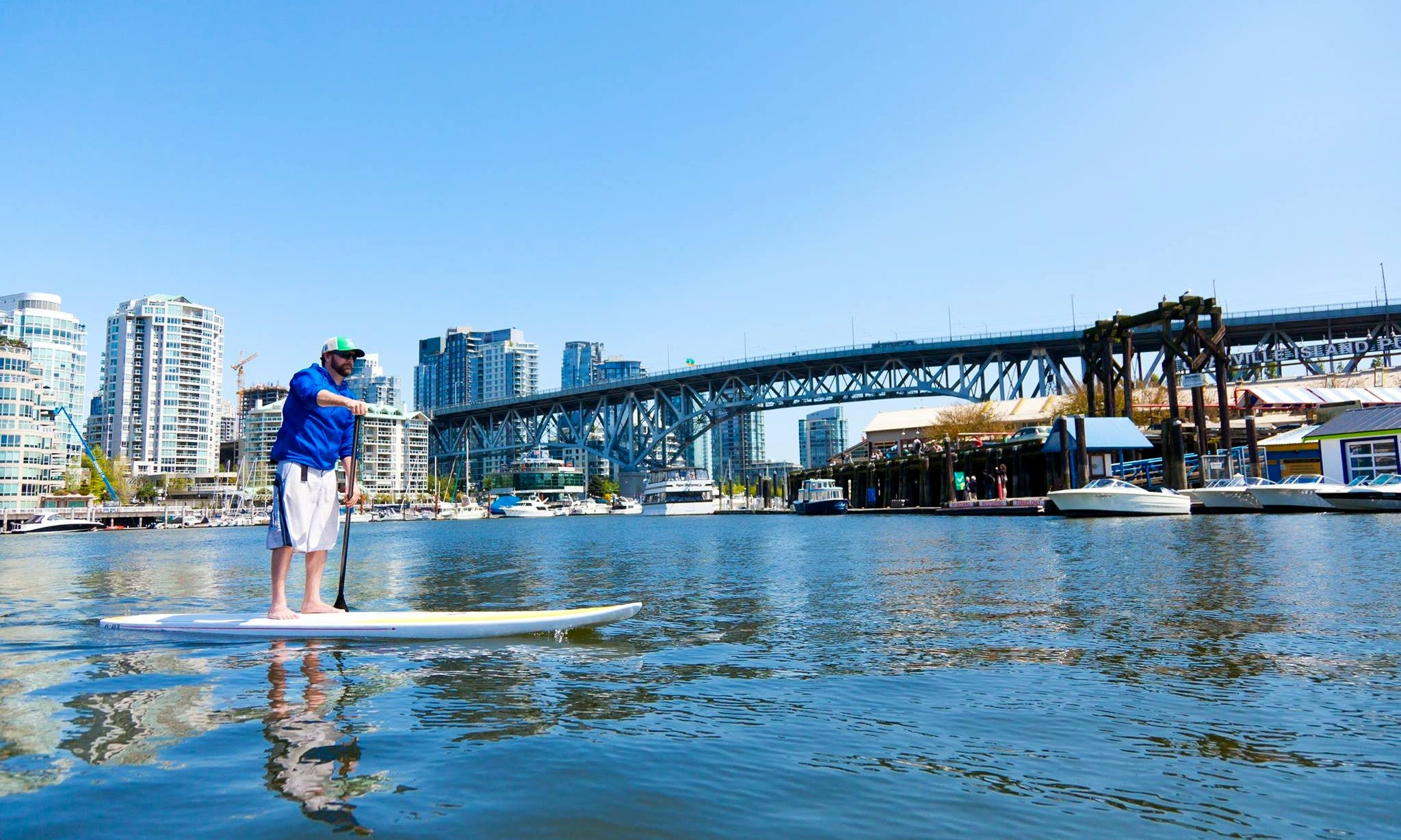 SUP Rental, Lessons  Guided Tours in Vancouver