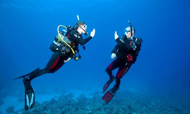 Discover Scuba Diving in Georgioupolis