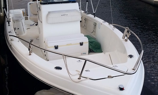 Center Console Boat Rental In Pompano Beach, Florida