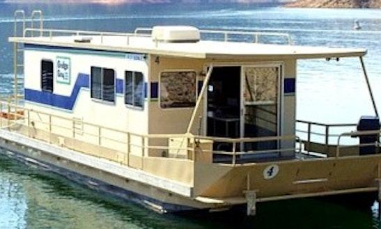Cascade Houseboat Shasta Lake,  Redding Ca