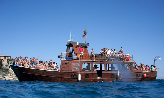 Passenger Boat Trips In Palma, Spain