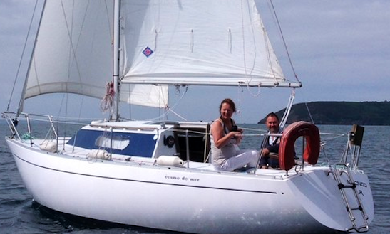 26' Cruising Monohull Trips In Crozon, France