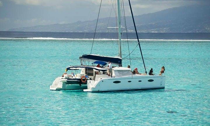 Catamaran Day Tour In Papeete