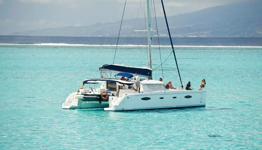 Catamaran Day Tour In Papeete