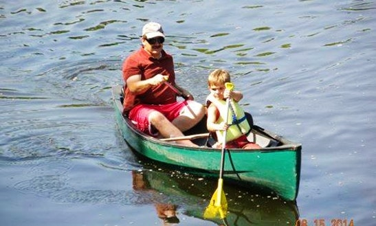 Canoe Rental And Trips In Shawano