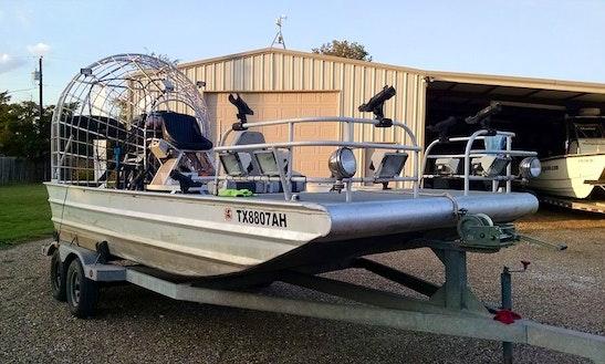 Catfish Fishing Trips In Pottsboro With Captain Steve