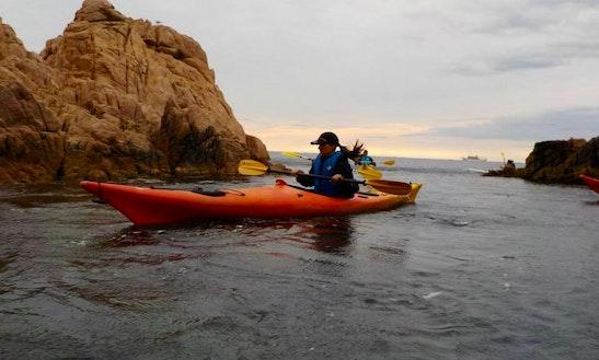 Single Kayak Rental In Sant Feliu De Guíxols