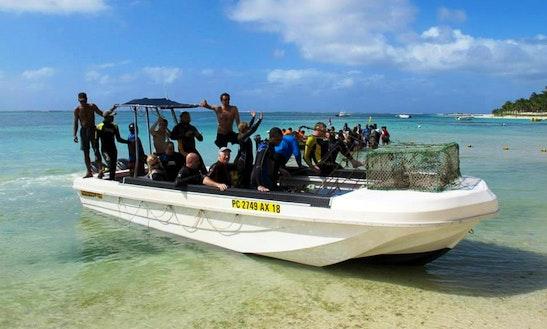 (18 Pax)passenger Boat  In Poste De Flacq