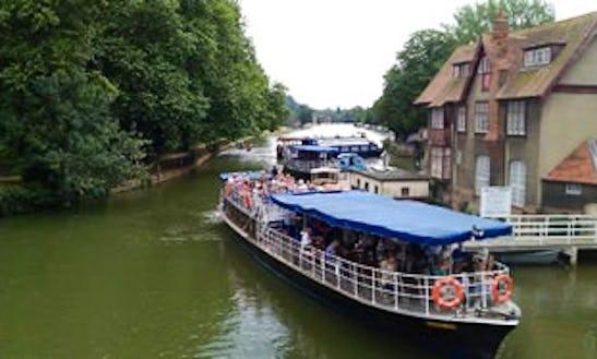 Canal Boat Rental In Oxford, United Kingdom