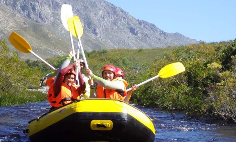 White Water Rafting  in Kleinmond