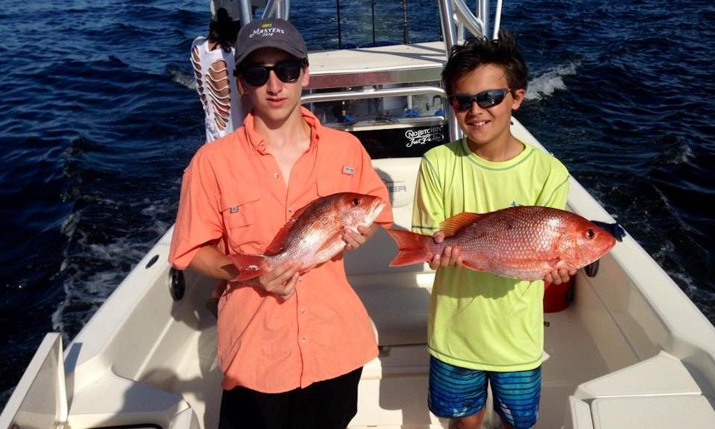 Fishing Charters In Fort Walton Beach Florida