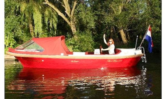 Rent Riomar 615 Dutch Sloop In Potsdam