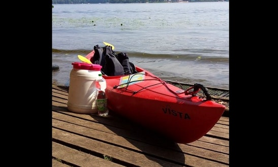 Single Kayak Rental And Tour In Potsdam