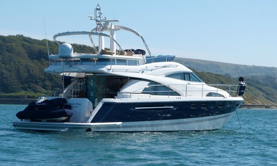 58' Motor Yacht