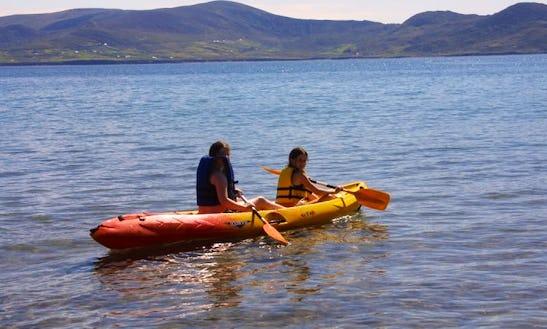 Kayak Rental In & Lessons In Kerry, Ireland