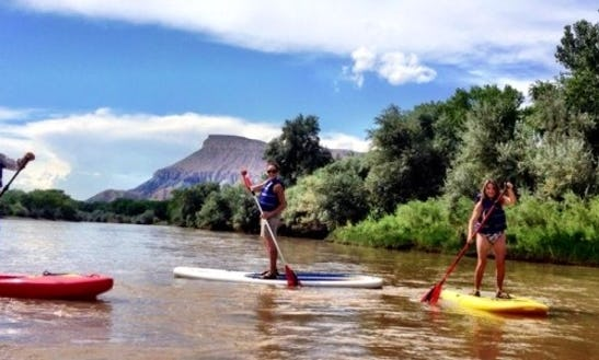Sup Lessons & Rental In Grand Junction, Colorado