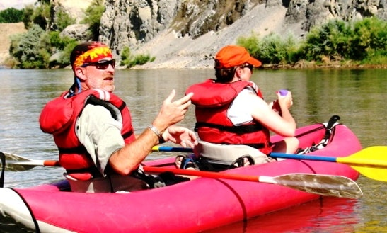 Kayak Trip For 2 Person To Colorado River From Grand Junction, Colorado