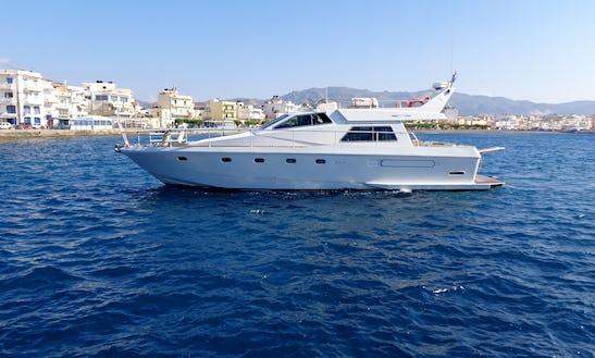 Apollon Daily Cruises Motor Yacht Rental In Ierapetra