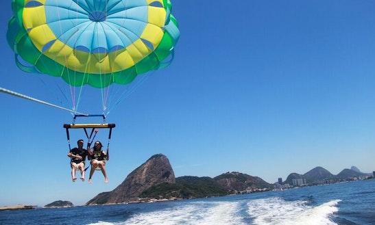 Parasail In Rio De Janeiro