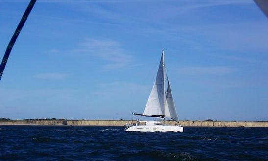 Sea Excursion In La Rochelle