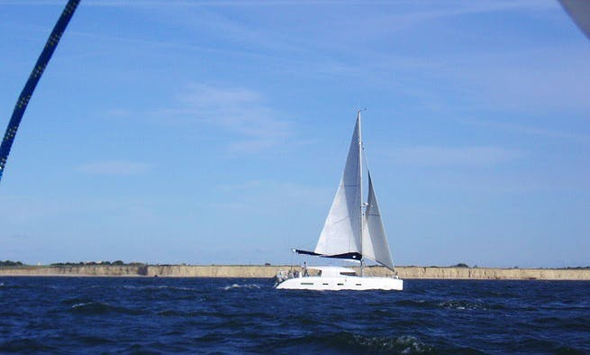 Sea Excursion In La Rochelle