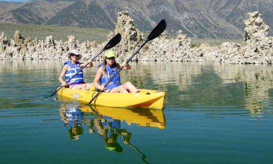 Rent A Double Kayaks On Coleville California