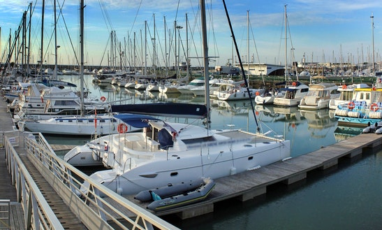 Sailing Catamaran Non Stop Cruise In Royan