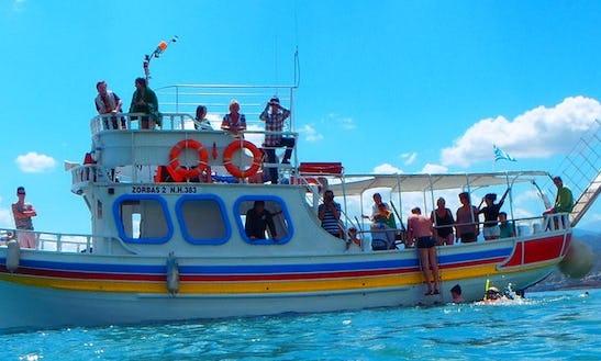 Boat Trips In Iraklio
