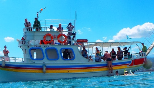 Boat Trips In Iraklio