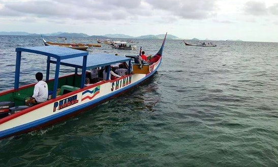 Sipadan Dive Boat Tour In Sipadan