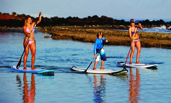 Paddleboard Rental In Tarifa
