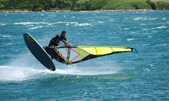 Windsurfing Rental & Courses In Rovinj